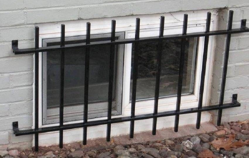 7 - نرده پنجره