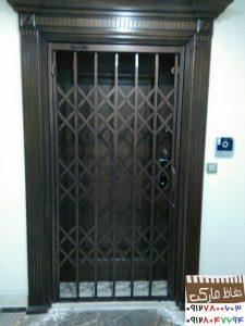 درب حفاظتی آپارتمان