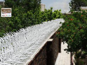 انواه محافظ دور دیوار ساختمان حفاظ شاخ گوزنی