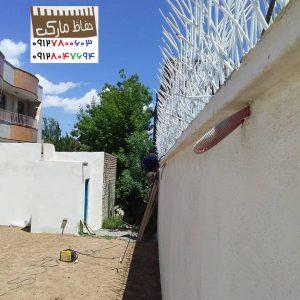 نرده دیواری