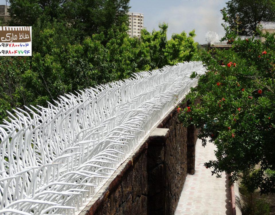 قیمت حفاظ دور دیوار