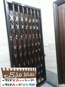 حفاظ رو دری آهنی