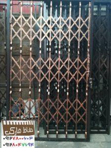 محافظ پشت در خانه و آپارتمان