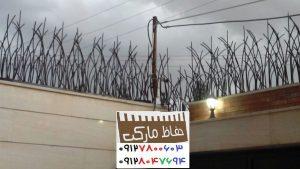 حفاظ روی دیوار یزد