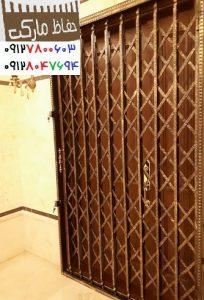 محافظ پشت در