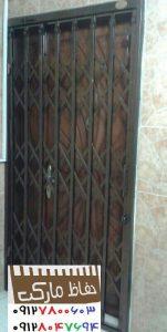 درب ضد سرقت جلوی درب