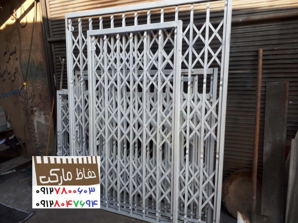 حفاظ آهنی منزل برای محافظت درب منزل