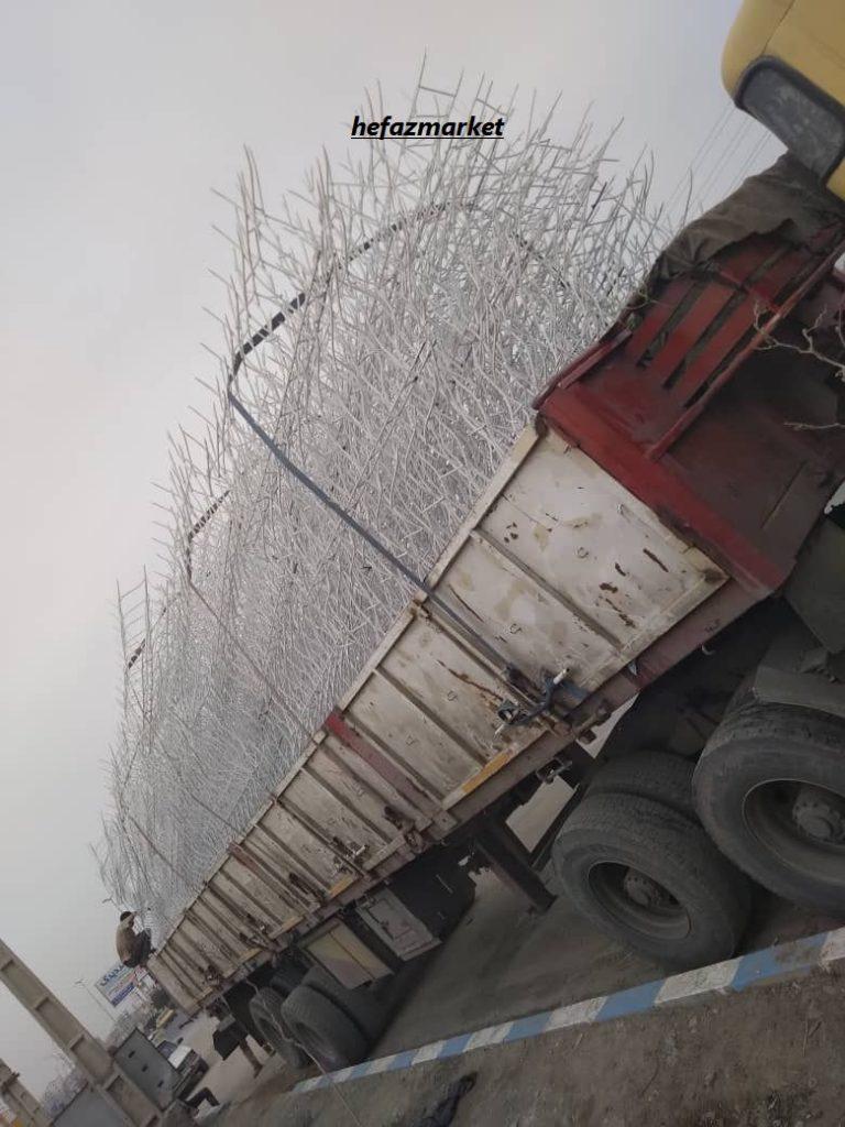 حفاظ فلزی دیوار در کرج