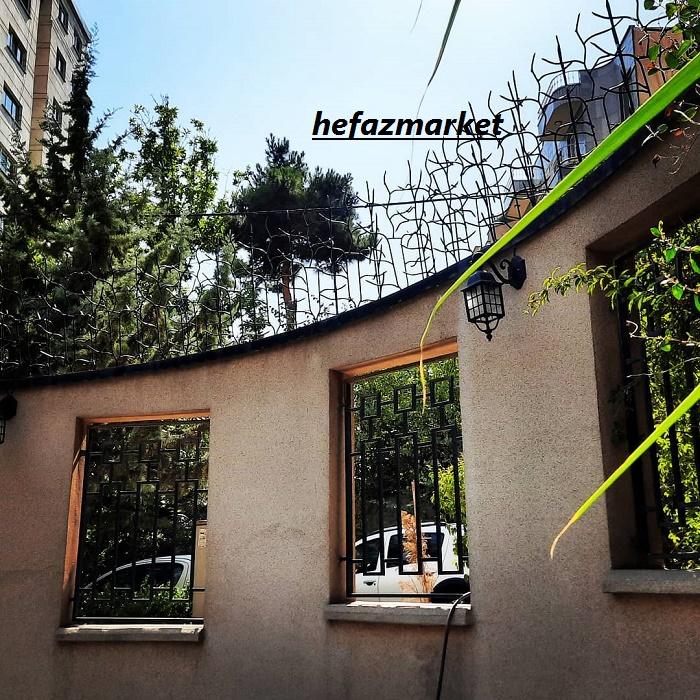 حفاظ فلزی دیوار مشهد