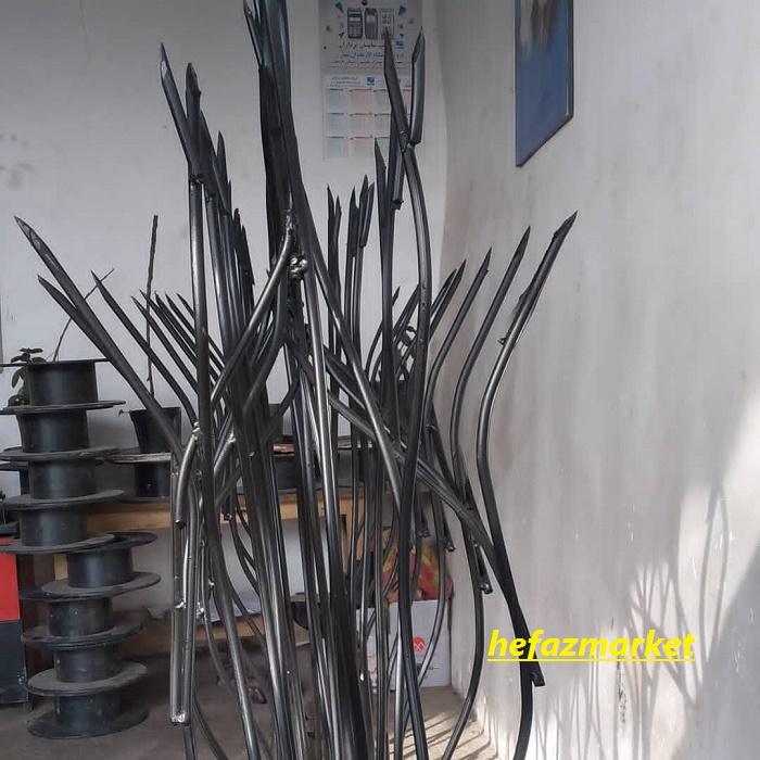 سفارش حفاظ شاخ گوزنی برای بالای دیوار